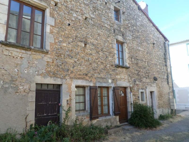 Produit d'investissement immeuble Lussac les chateaux 111000€ - Photo 3