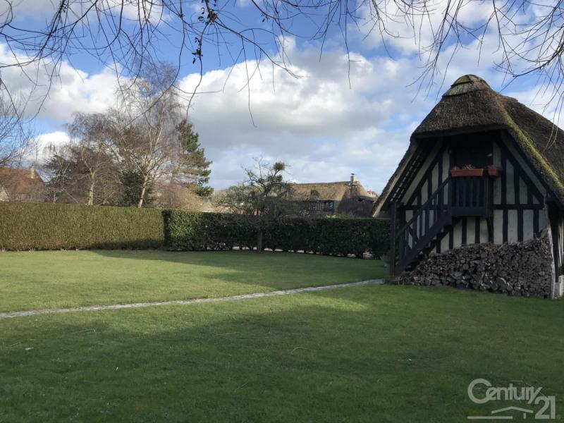 Revenda residencial de prestígio casa Tourgeville 1360000€ - Fotografia 9