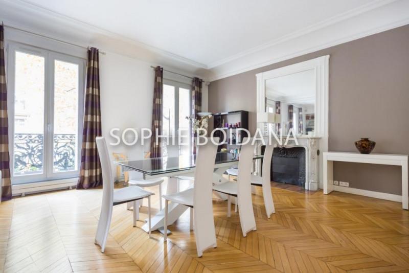 Vente de prestige appartement Paris 17ème 1795000€ - Photo 1
