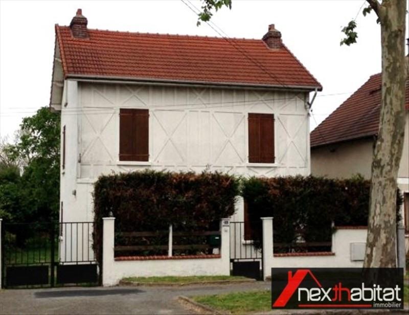 Vente maison / villa Vaujours 261000€ - Photo 1