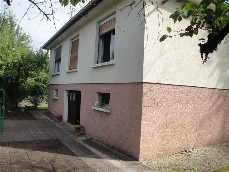 Vendita casa Mandeure 103000€ - Fotografia 3