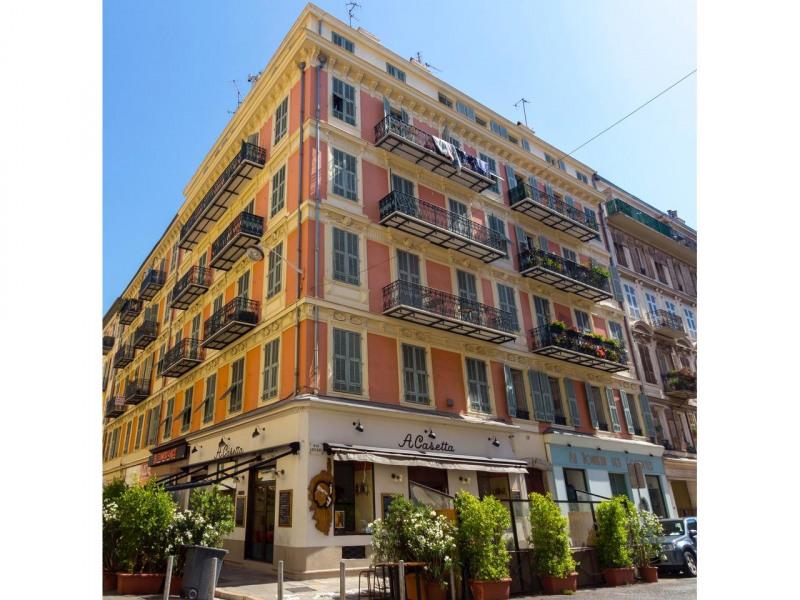 Rental apartment Nice 1300€ CC - Picture 1
