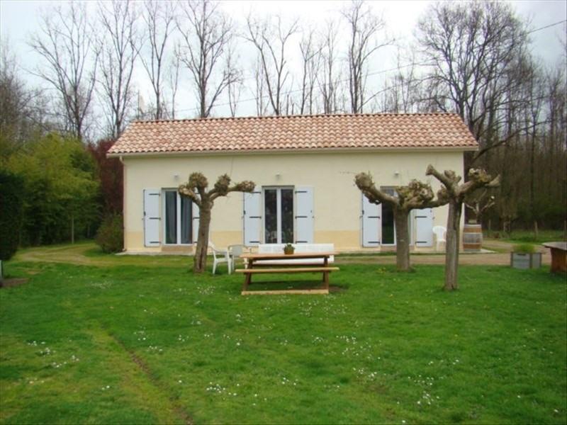 Vente maison / villa Montpon menesterol 152000€ - Photo 2