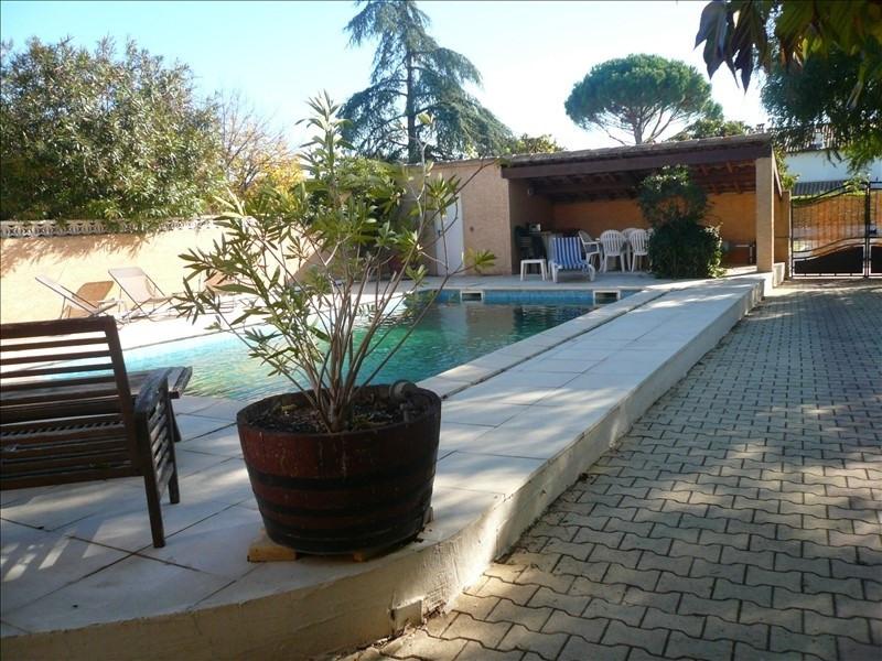 Deluxe sale house / villa Lattes 555000€ - Picture 1
