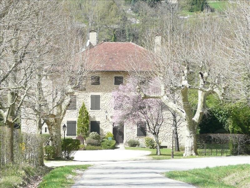 Vente de prestige maison / villa St jean en royans 776000€ - Photo 1
