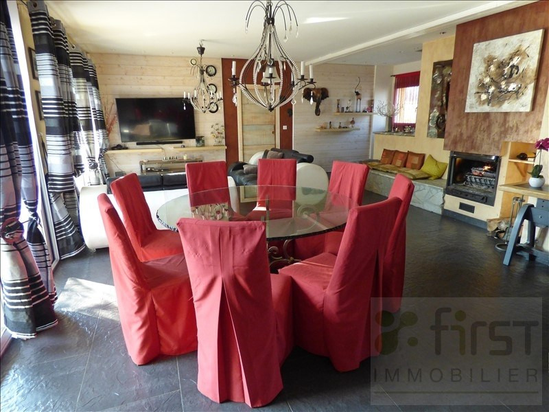 Venta de prestigio  casa Sonnaz 598000€ - Fotografía 4