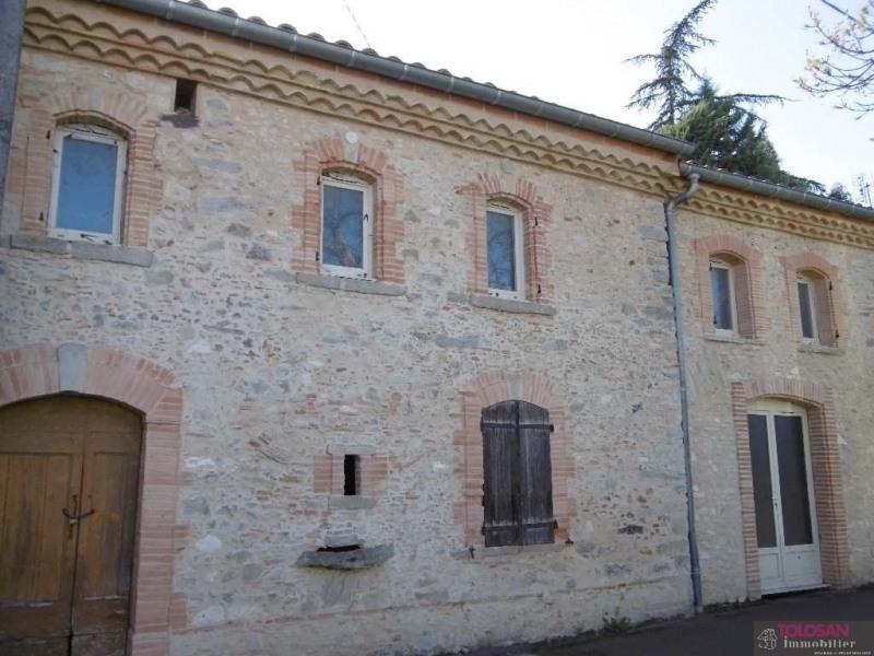 Investment property house / villa Revel secteur 89000€ - Picture 2