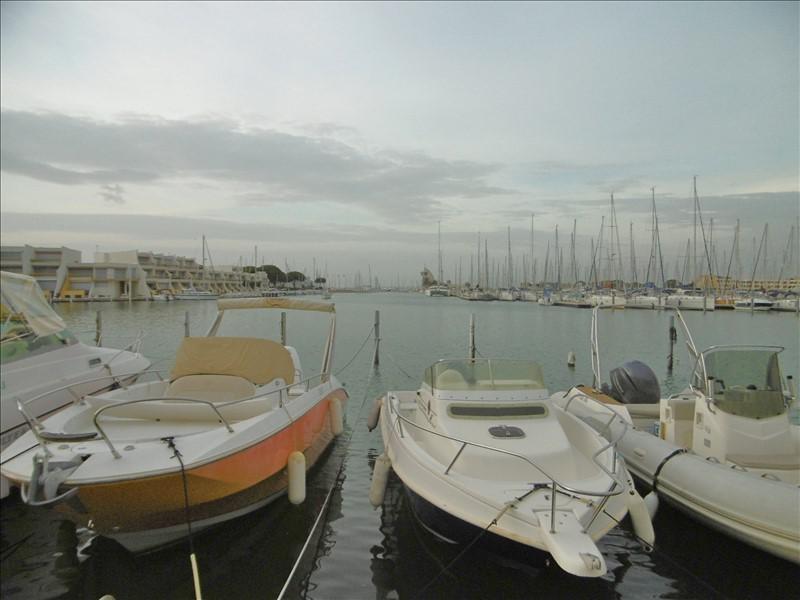 Vente maison / villa Port camargue 465000€ - Photo 1