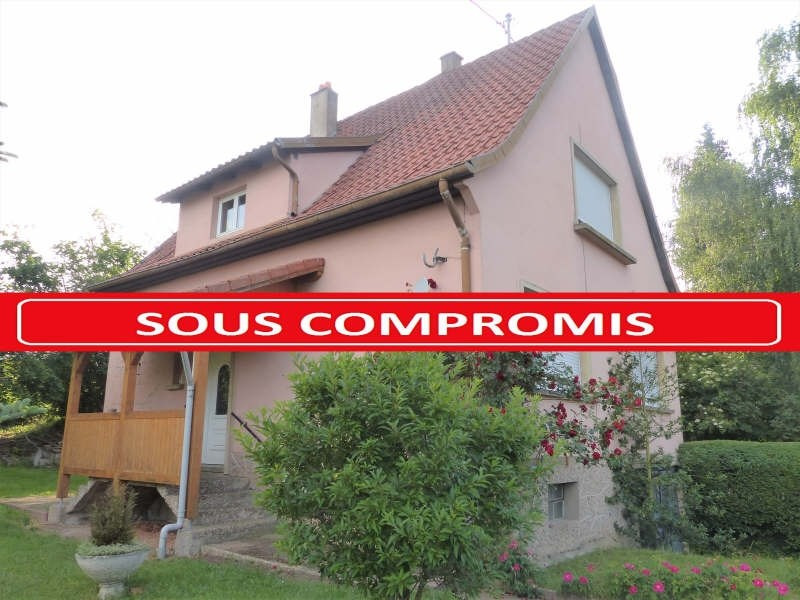 Sale house / villa Ingwiller 139100€ - Picture 1