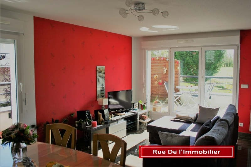 Vente appartement Dossenheim sur zinsel 187 200€ - Photo 1