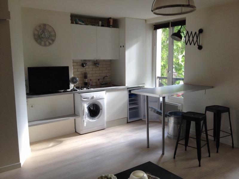 Alquiler  apartamento Paris 18ème 1600€cc - Fotografía 2