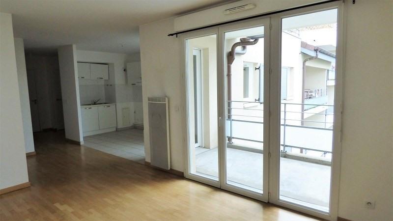 Rental apartment Ville la grand 1114€ CC - Picture 1