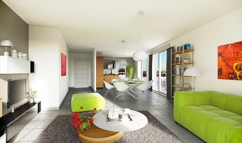 Vente appartement Ambilly 267000€ - Photo 2