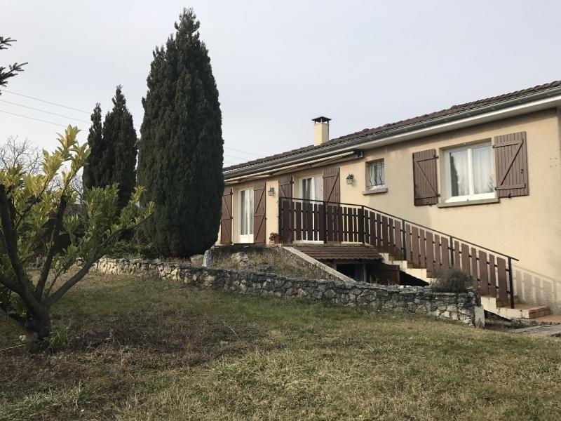 Vente maison / villa Valencin 288000€ - Photo 1