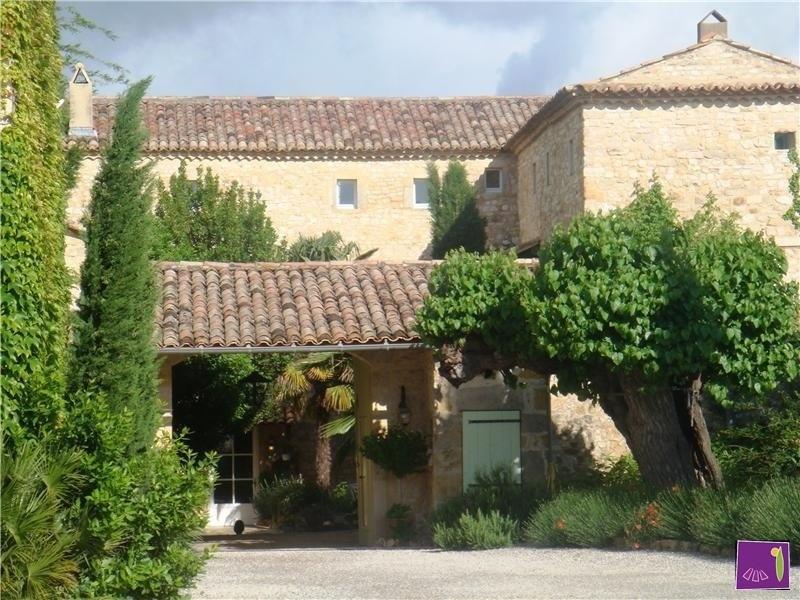 Vente de prestige maison / villa Uzes 1595000€ - Photo 1