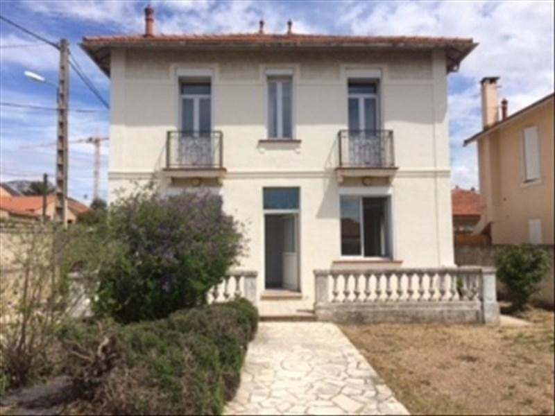 Vente maison / villa Toulon 380000€ - Photo 1