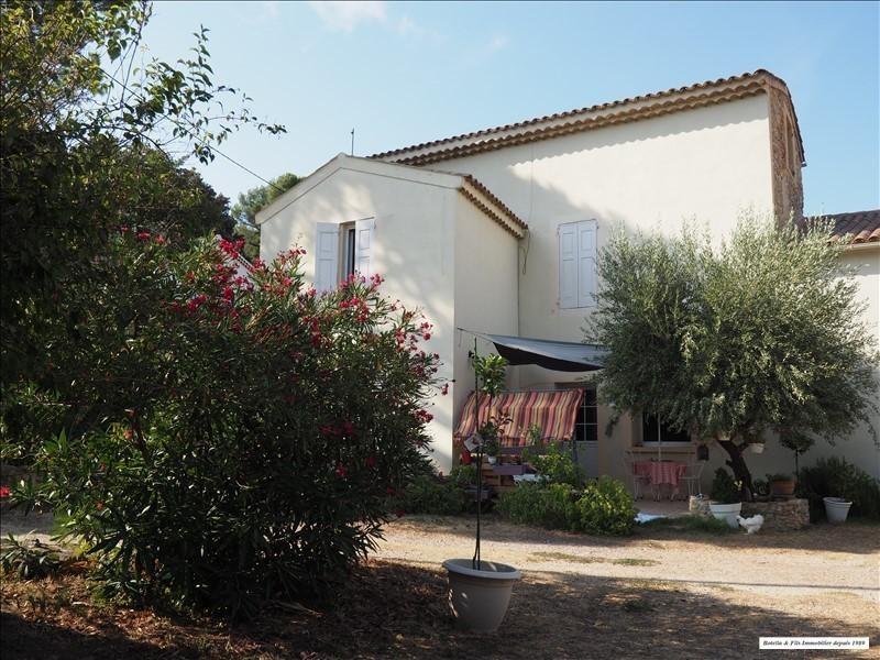 Vendita casa Laudun 372500€ - Fotografia 1