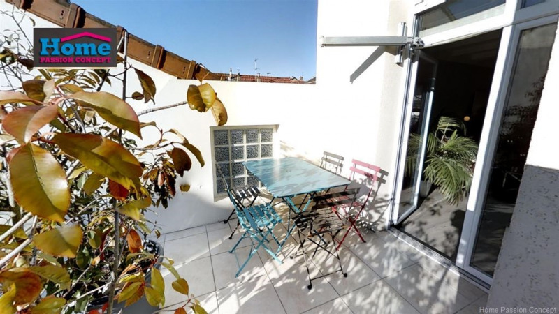 Vente maison / villa Suresnes 850000€ - Photo 8