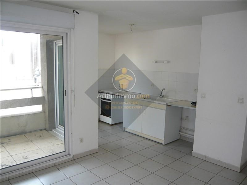 Sale apartment Sete 88 000€ - Picture 2