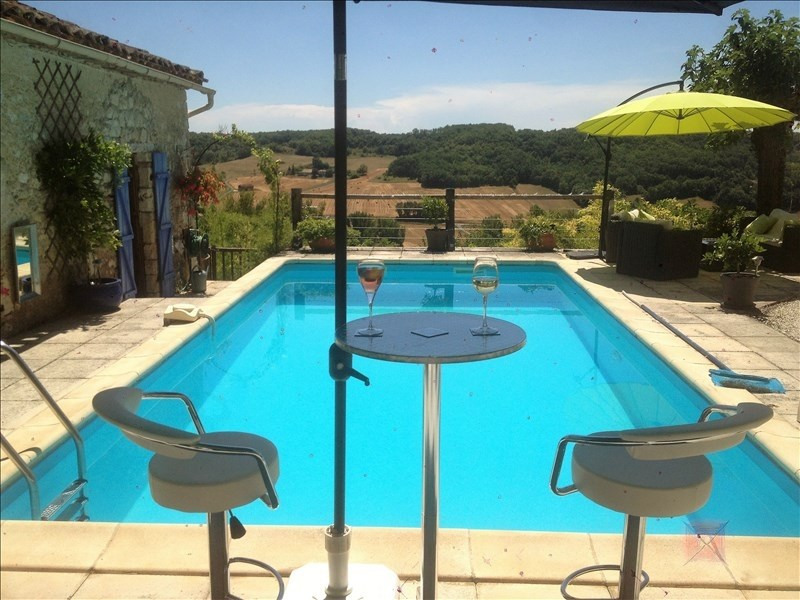 Vente de prestige maison / villa Beauville 351 750€ - Photo 1