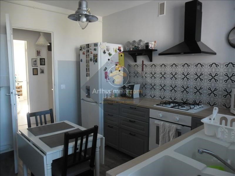 Vente appartement Sete 157000€ - Photo 3