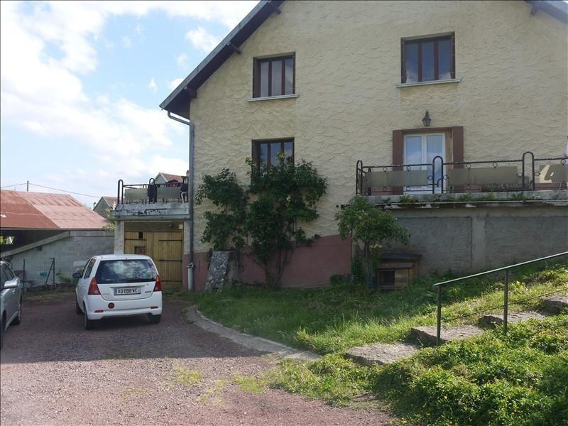 Sale house / villa Pesmes 159000€ - Picture 1