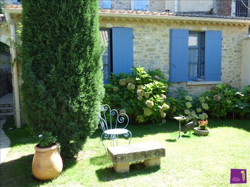 Vente maison / villa Goudargues 299 900€ - Photo 2