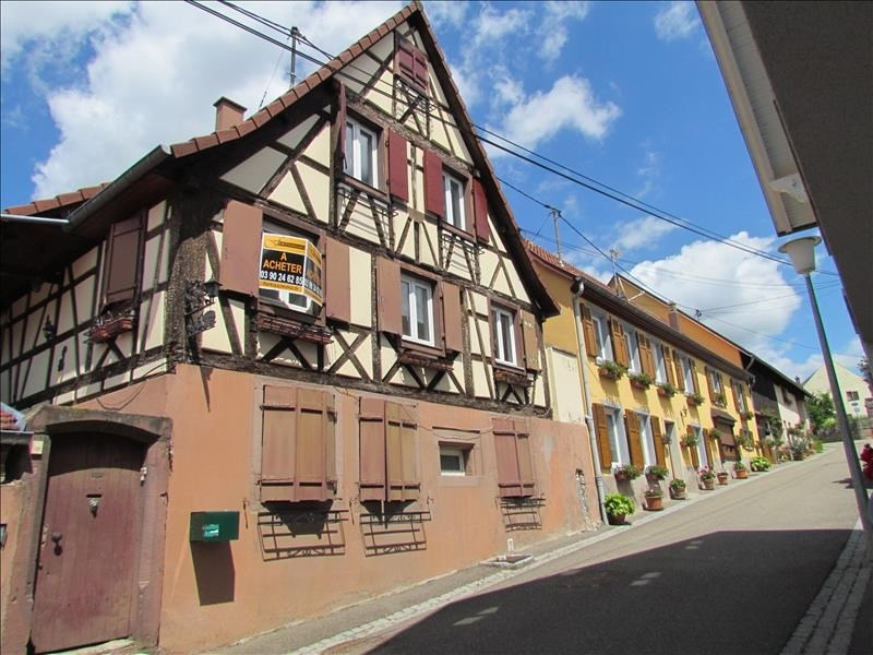 Sale apartment Romanswiller 129 500€ - Picture 4