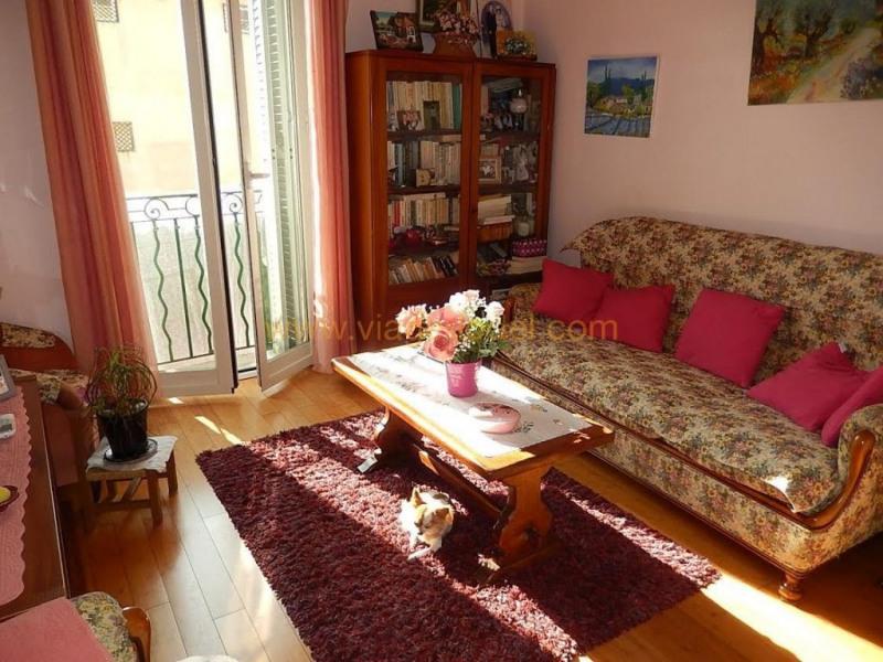 Viager appartement Menton 59000€ - Photo 1