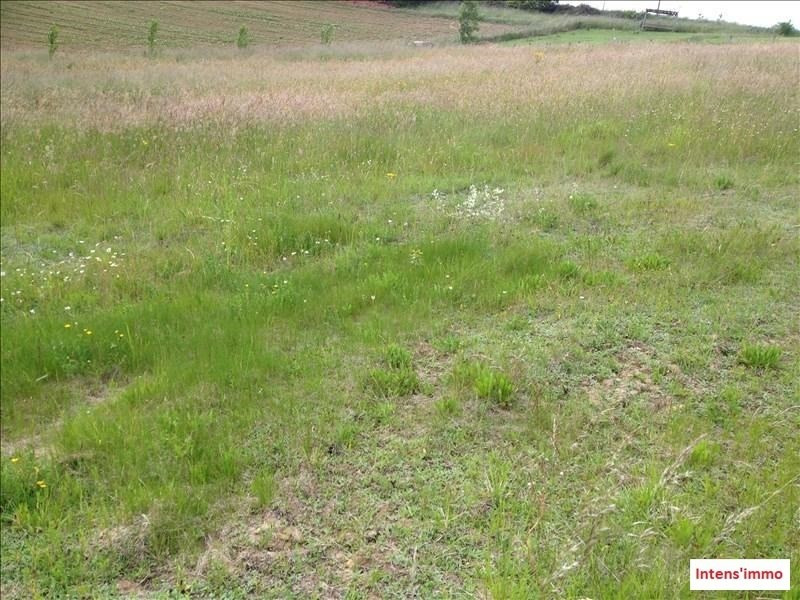 Vente terrain Saint antoine l'abbaye 97 000€ - Photo 3