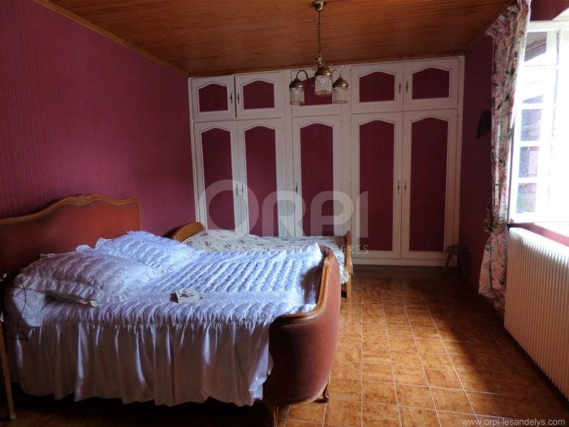 Sale house / villa Les andelys 128000€ - Picture 5