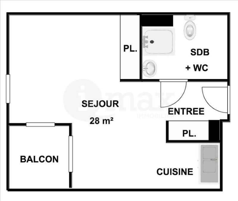 Vente appartement Bois colombes 275000€ - Photo 7