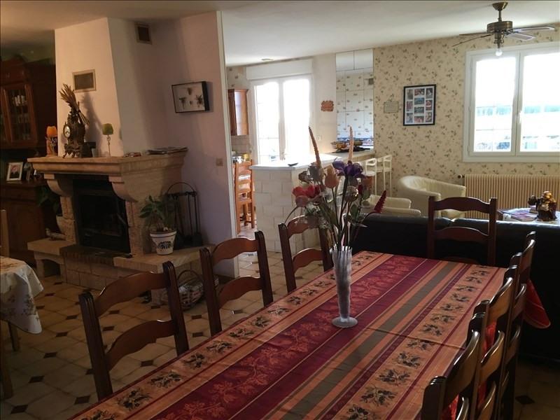Vente maison / villa La villedieu du clain 294000€ -  6