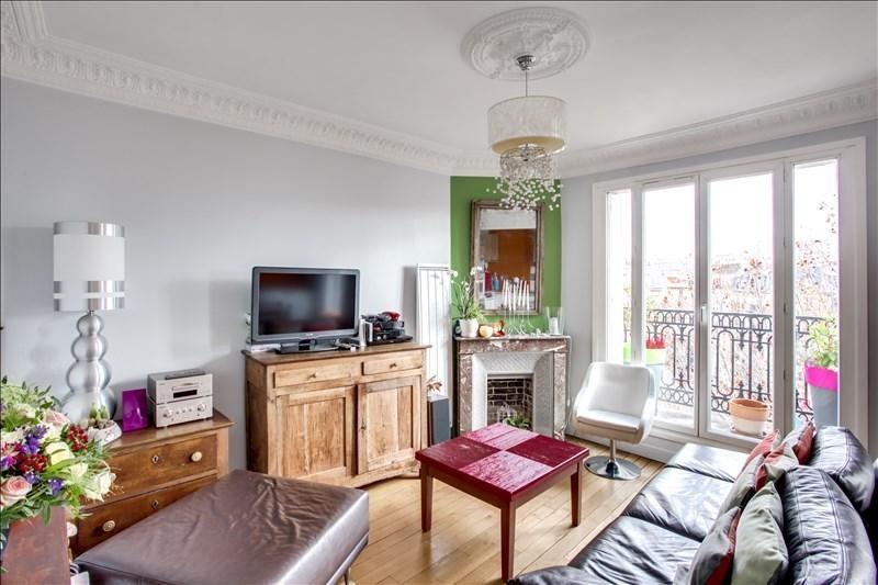 Sale apartment Clichy 455000€ - Picture 1