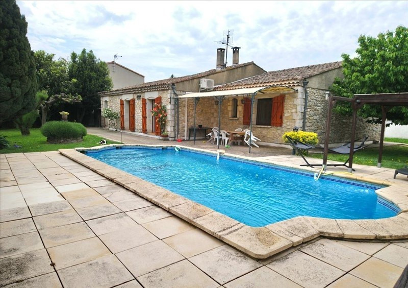 Vente maison / villa Garons 350 000€ - Photo 1