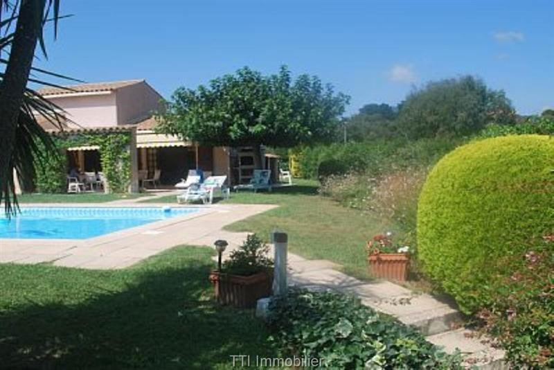 Vacation rental house / villa Sainte maxime  - Picture 21