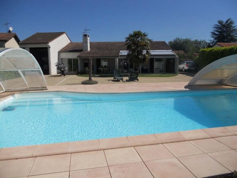 Vente maison / villa Chauray 292000€ - Photo 1