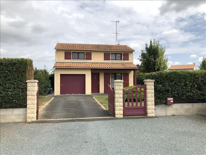 Vente maison / villa Jallais 150730€ - Photo 1