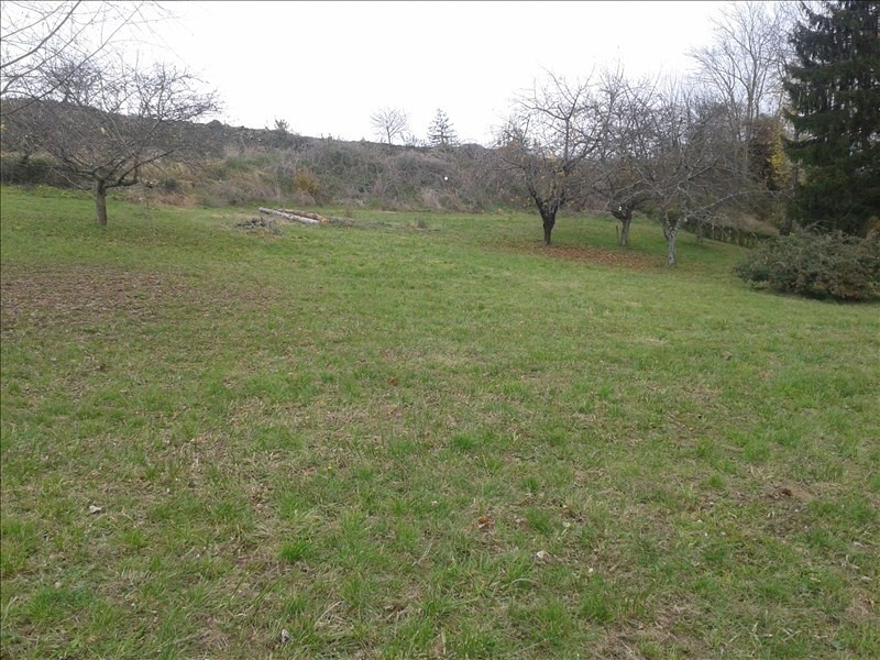 Vente terrain Yenne 80000€ - Photo 2