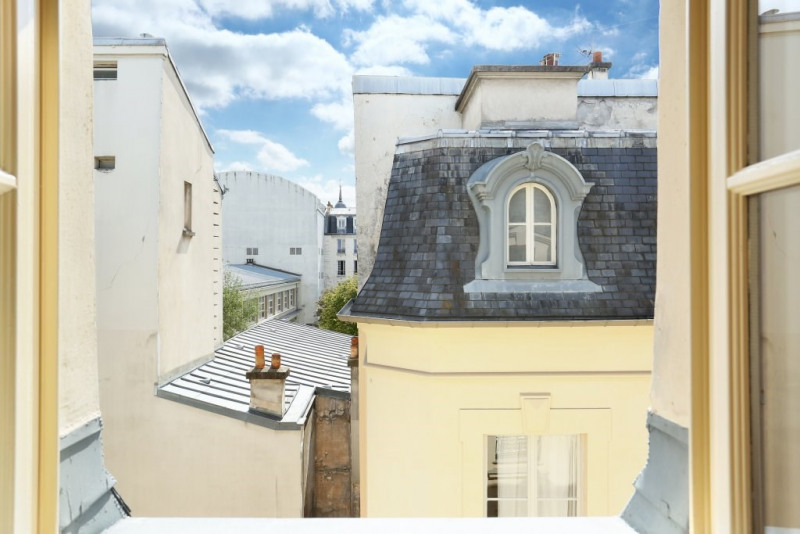 Vente de prestige appartement Paris 4ème 777000€ - Photo 11