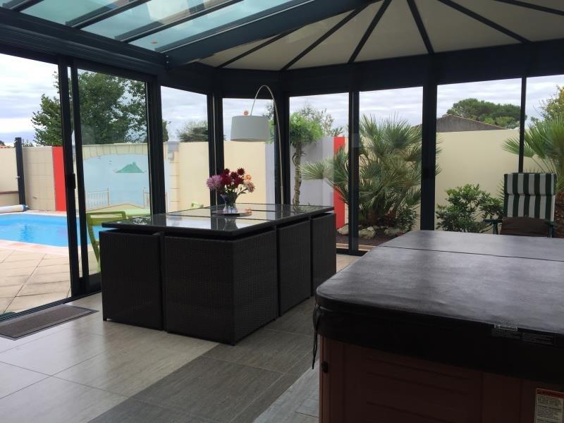 Sale house / villa Avrille 299520€ - Picture 5