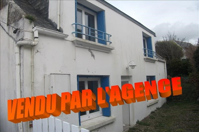 Sale house / villa Plouhinec 94 500€ - Picture 1
