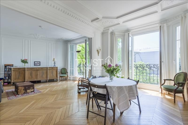 Vente de prestige appartement Paris 15ème 1035000€ - Photo 1