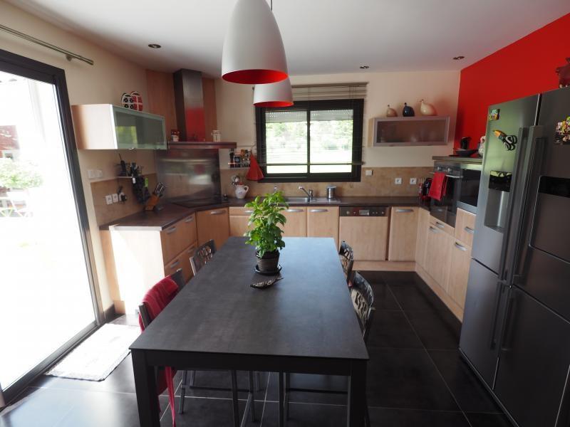 Vente maison / villa Lussan 442000€ - Photo 5
