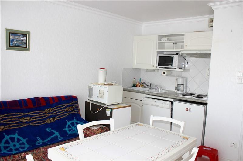 Vente appartement Fort mahon plage 129000€ - Photo 3