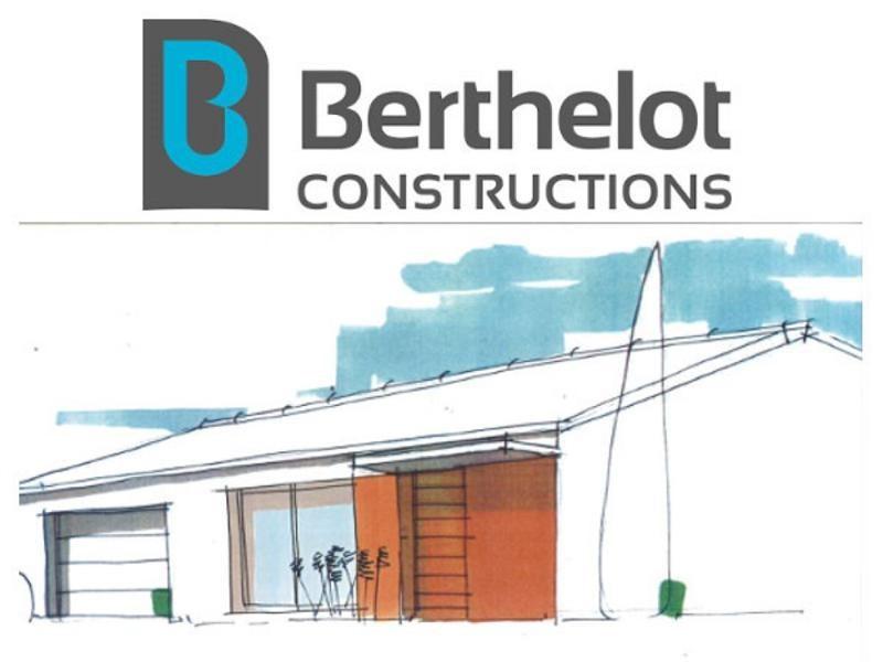 Maison  3 pièces + Terrain 312 m² Vertou par BERTHELOT CONSTRUCTIONS
