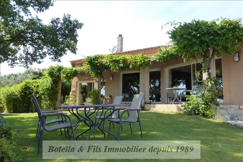 Vente de prestige maison / villa Goudargues 598000€ - Photo 4