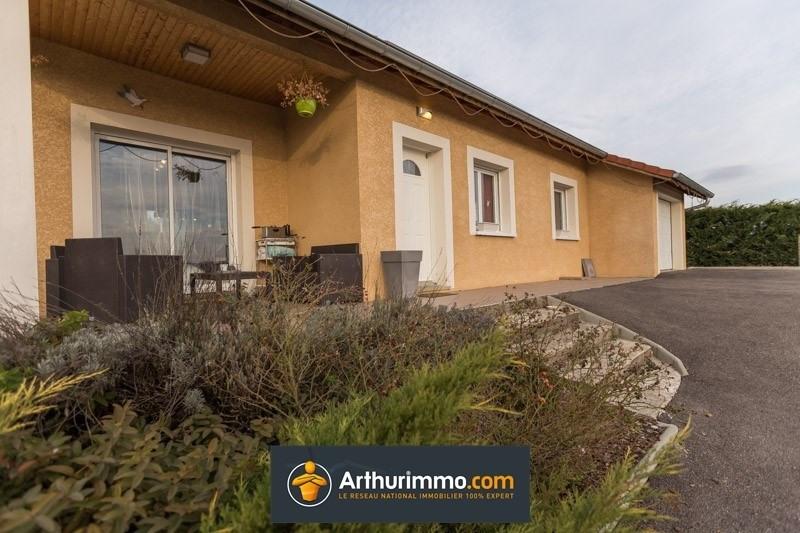 Sale house / villa Les avenieres 220000€ - Picture 10