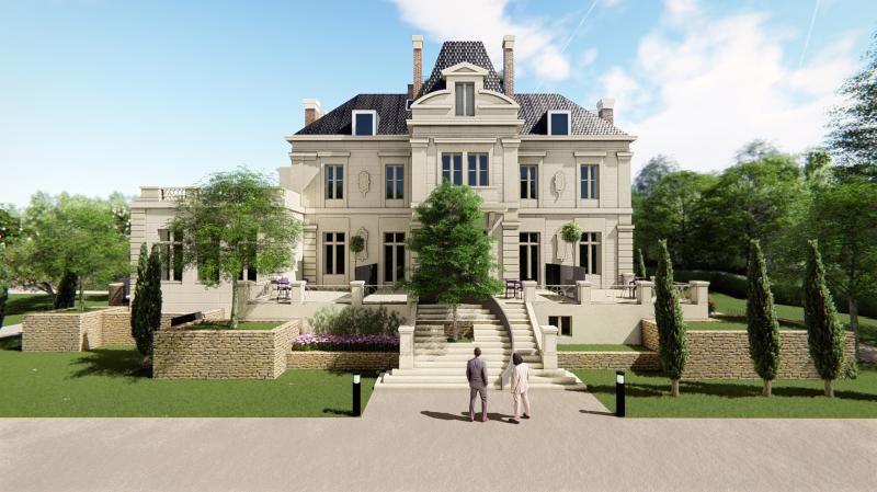 Produit d'investissement appartement Saint herblain 406333€ - Photo 1