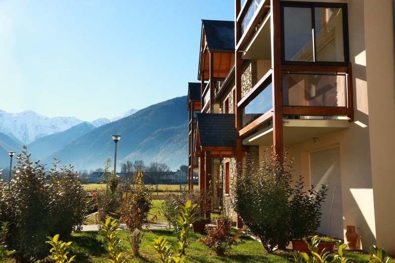 Vente appartement Bagneres de luchon 100000€ - Photo 2